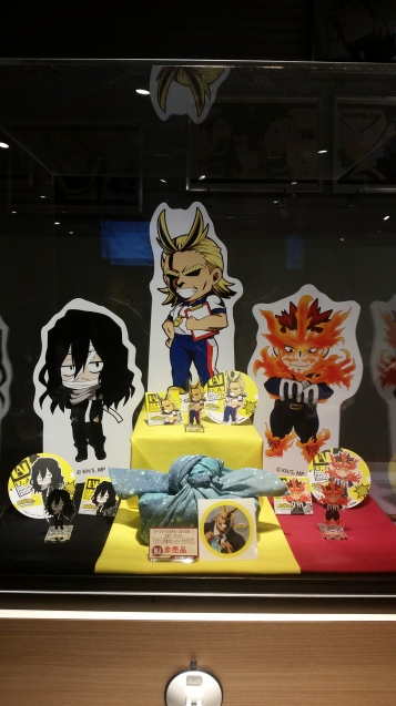 This is a really nice way to display merchandise!